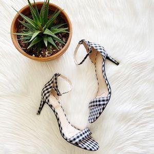 Kelly & Katie Checkered Sandals